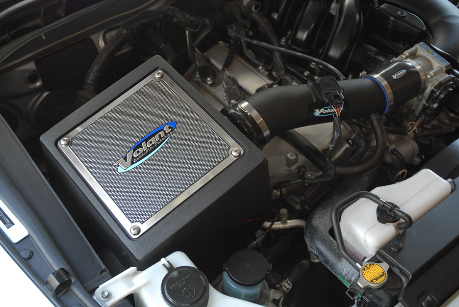 Volant Cold Air Intake >> Fj Cruiser Volant Cold Air Intake 2007 09